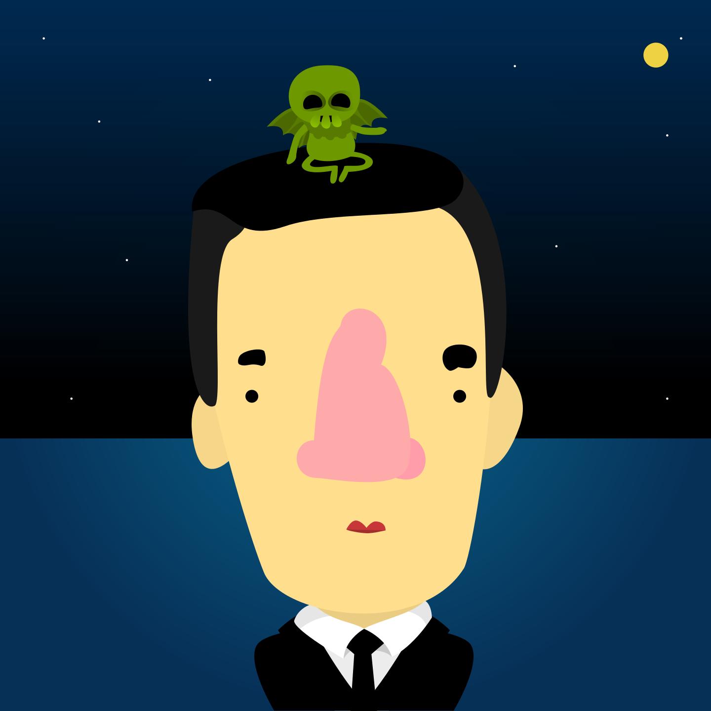 HBD HP Lovecraft